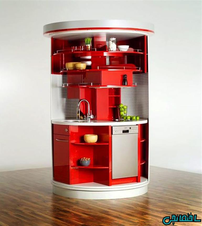 %عکس - 10 دکوراسیون بی نظیر آشپزخانه
