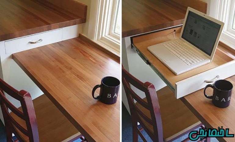 %عکس - بهینه سازی فضای خانه
