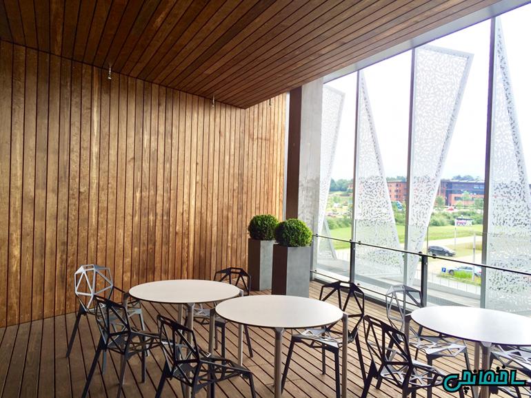 %عکس - چوب در طراحی داخلی