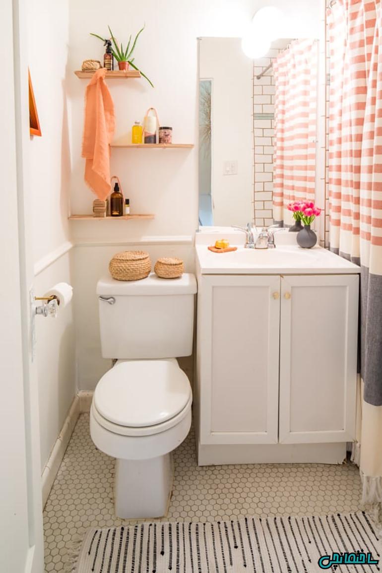 %عکس - تازه ترین ایده های طراحی حمام