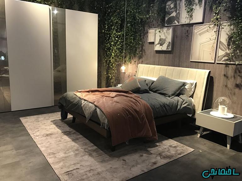 %عکس - راهکارهای طراحی اتاق خواب مستر