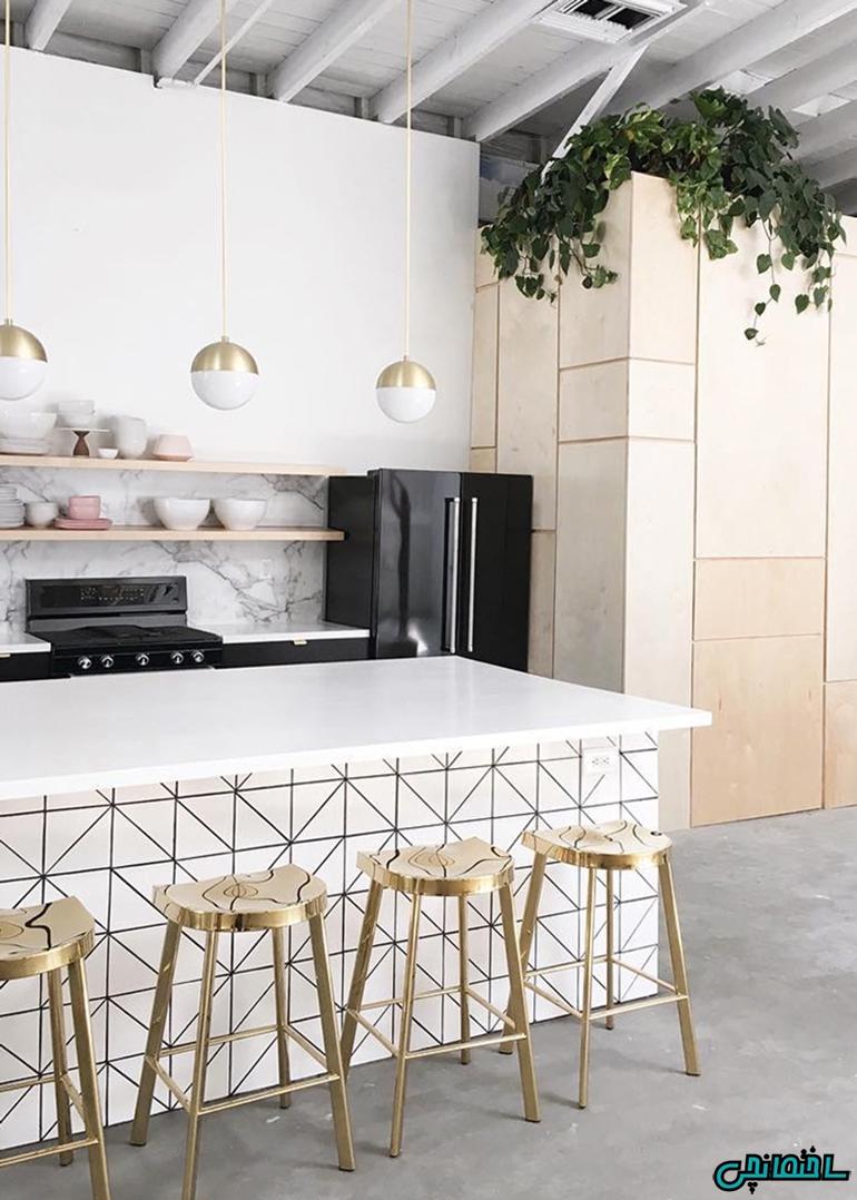 %عکس - ایده های طراحی خانه زیبا