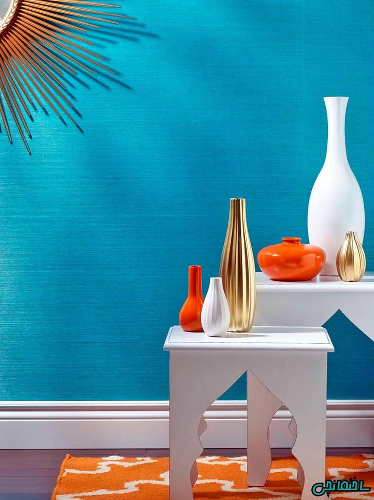 %عکس - معرفی برترین ترکیب رنگ ها در طراحی داخلی