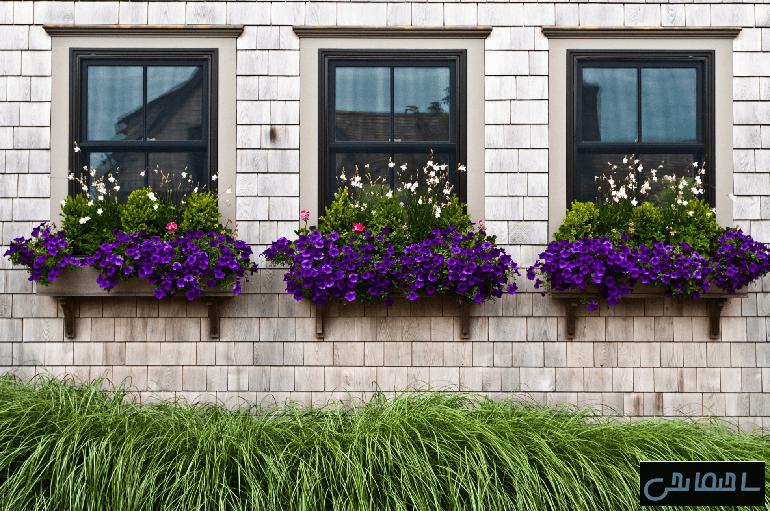 %عکس - جذاب ترین ایده های پوشش پنجره