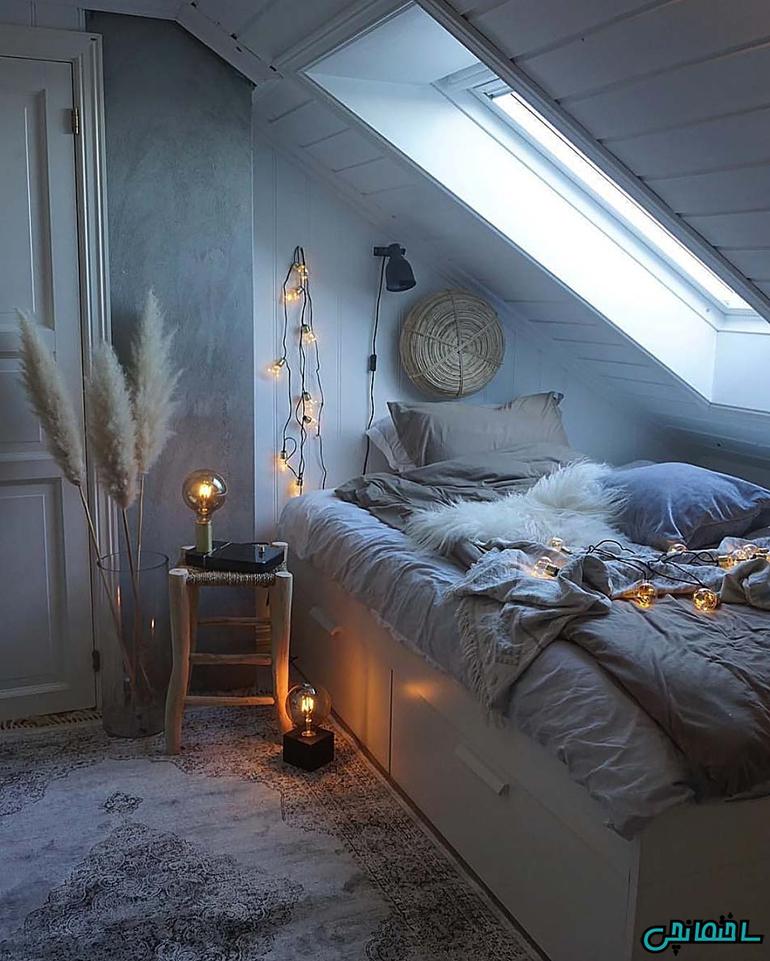 اتاق زیرشیروانی
