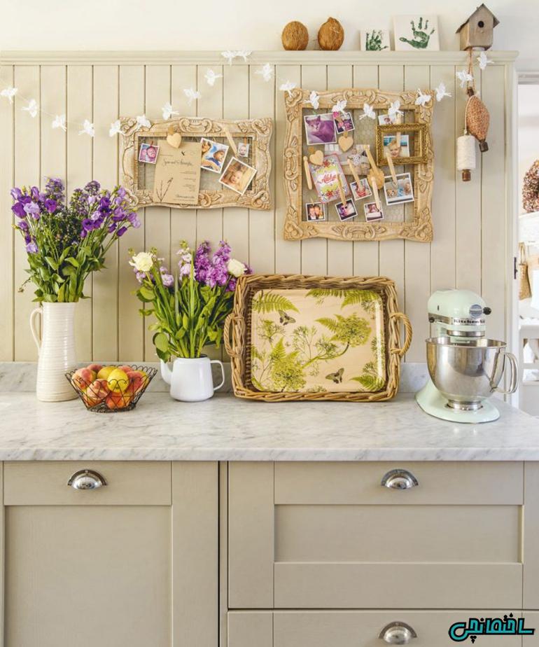 %عکس - ایده های مقرون به صرفه طراحی آشپزخانه