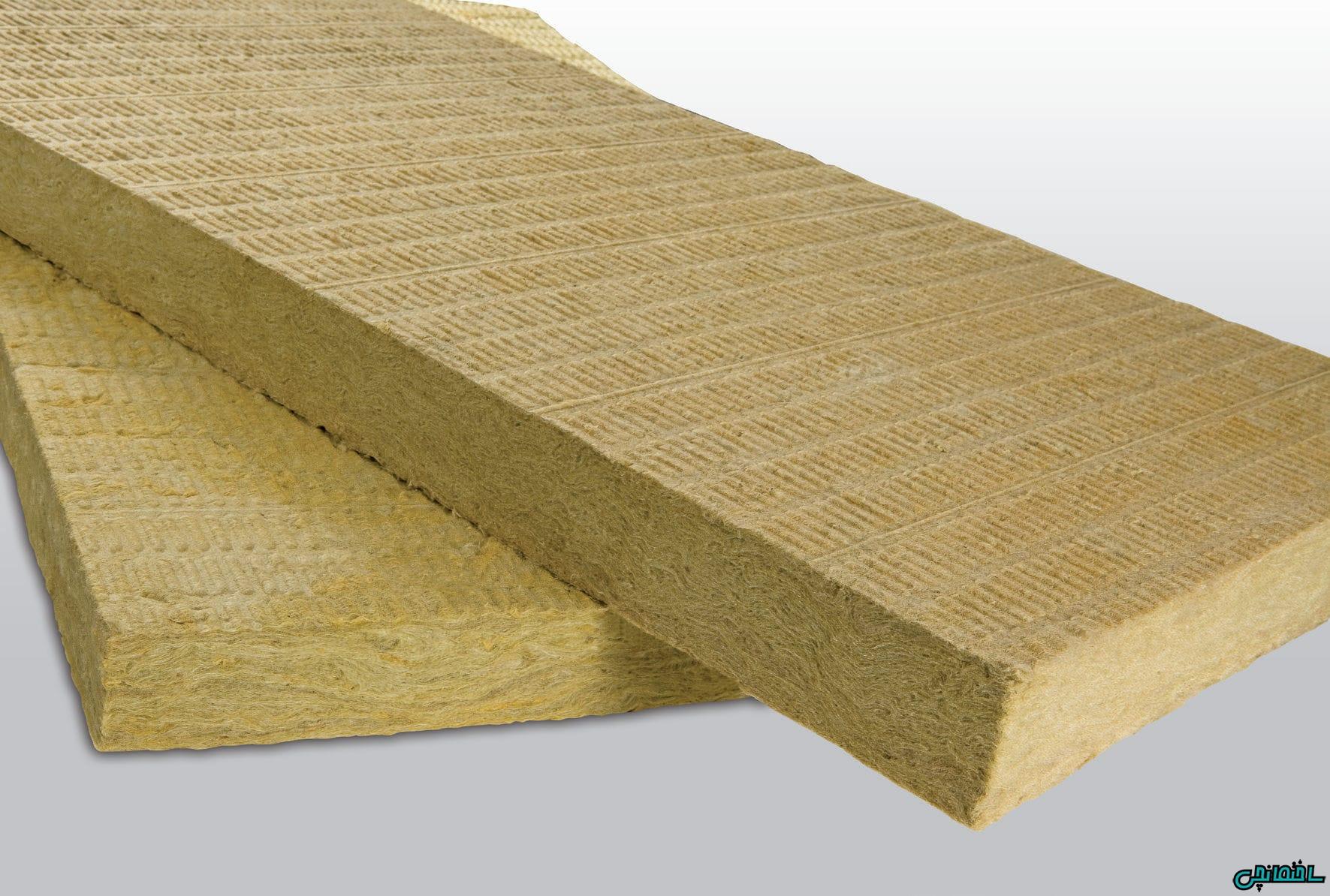%عکس - لیست شرکت های تولید کننده عایق پشم سنگ