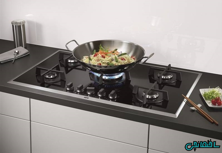 %عکس - ویژگی محصولات آشپزخانه آ.اِ.گ (AEG)