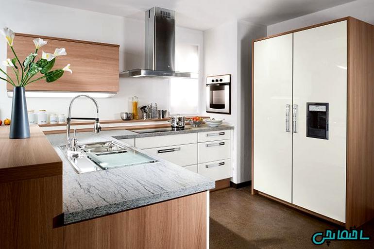 طراحی آشپزخانه به سبک مدرن