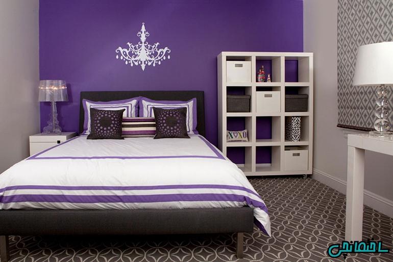 %عکس - راهکارهای طراحی اتاق خواب دخترانه