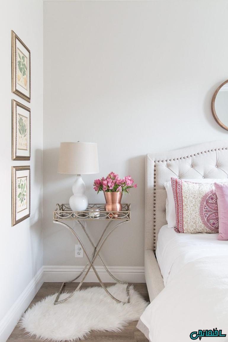 %عکس - راهکارهای طراحی اتاق خواب