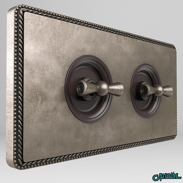 کلید و پریز اسپانیایی فونتینی (Fontini)