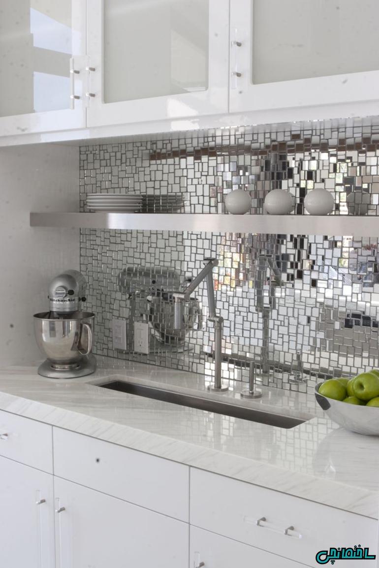 %عکس - جذابترین ایده های طراحی آشپزخانه[کوچک،بزرگ،ال،لوکس،مدرن،مینیمالیسم و…]