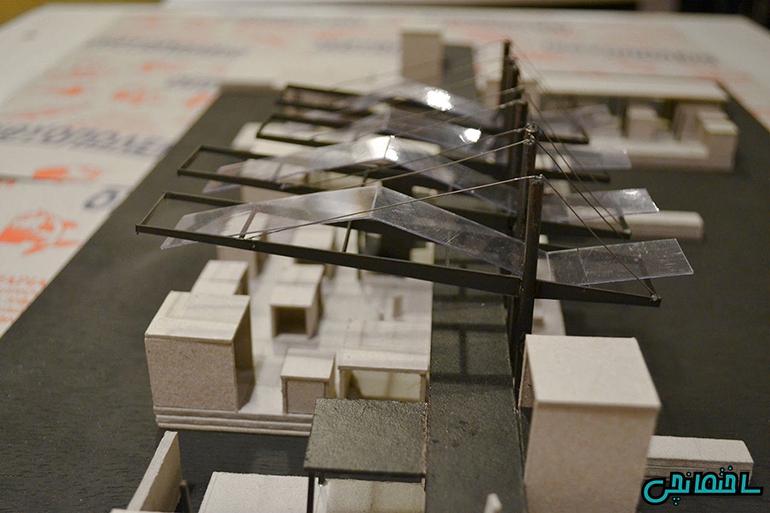 %عکس - نکات مهم در ساخت ماکت های معماری