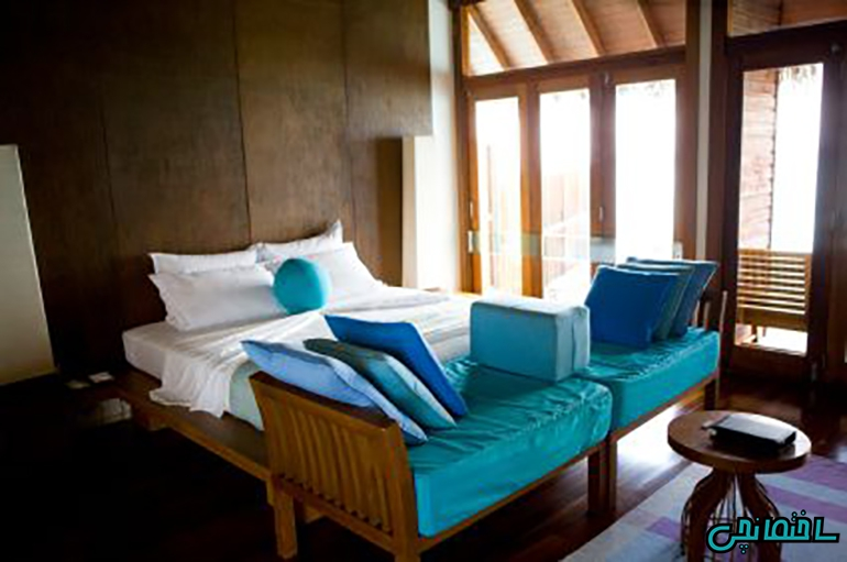 %عکس - طراحی داخلی اتاق خواب