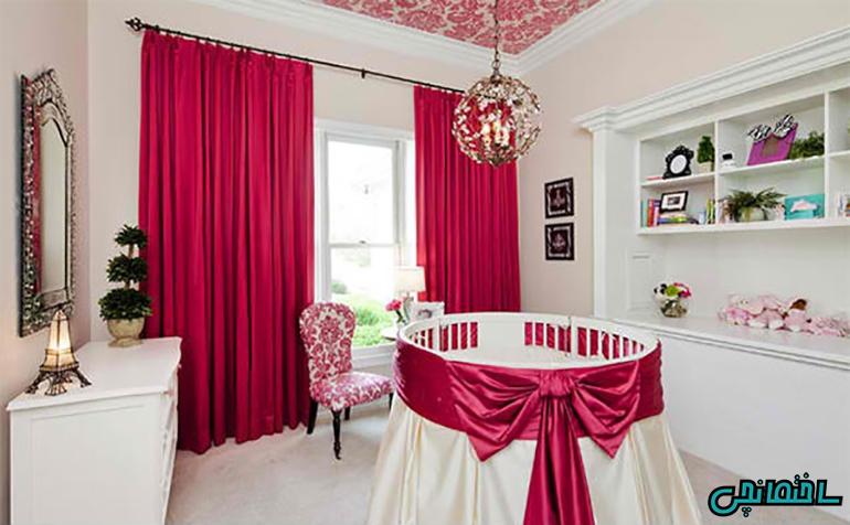 طراحی اتاق لوکس