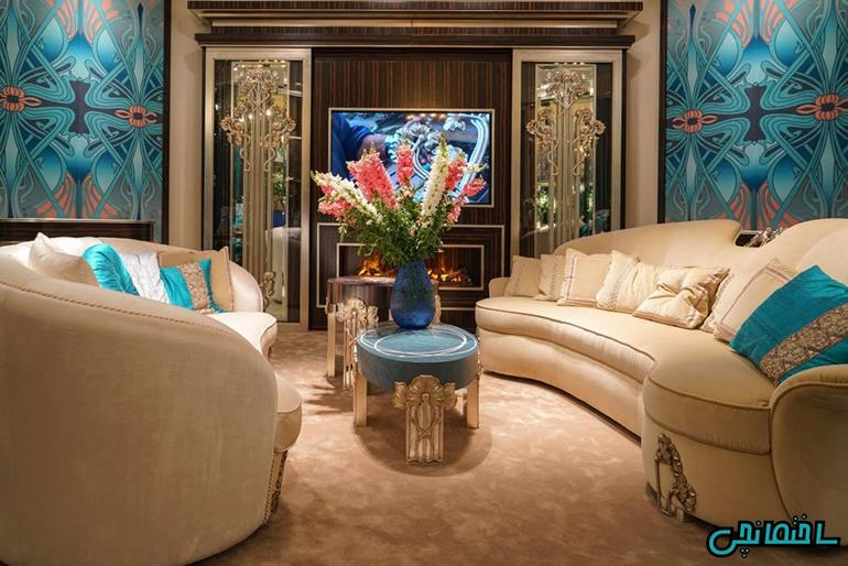 %عکس - ایده های تزئینی خانه