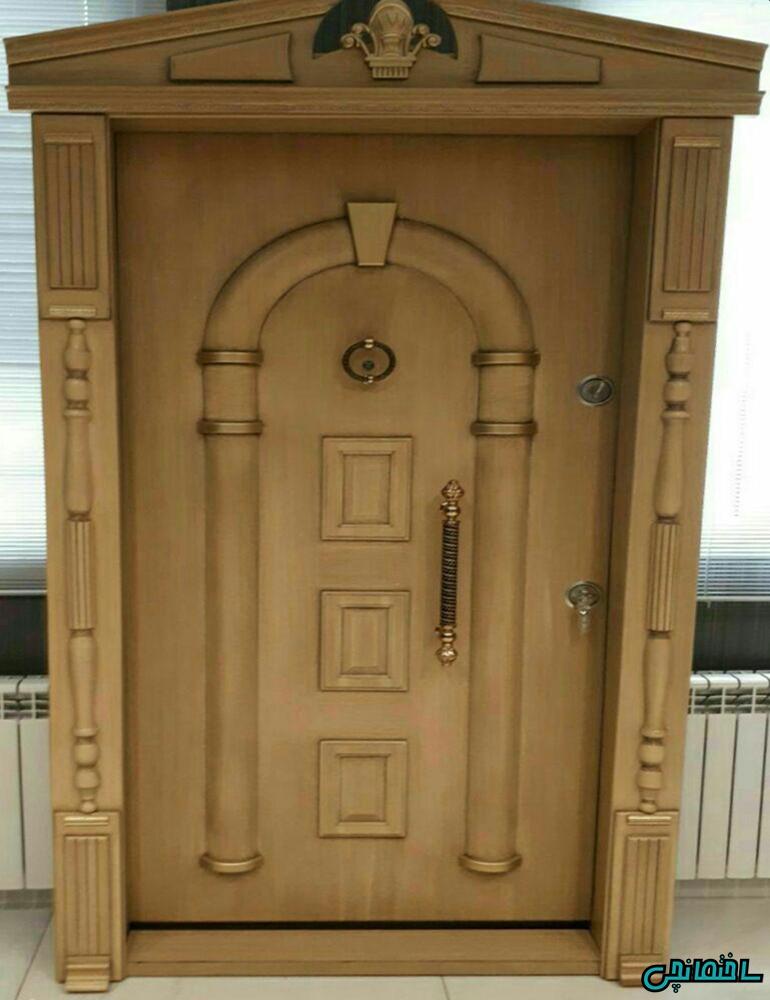 درب ضد سرقت زیبا