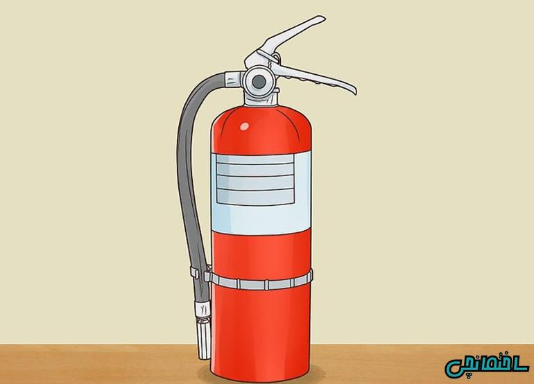 %عکس - آموزش تمهیدات لازم برای جلوگیری از آتش سوزی