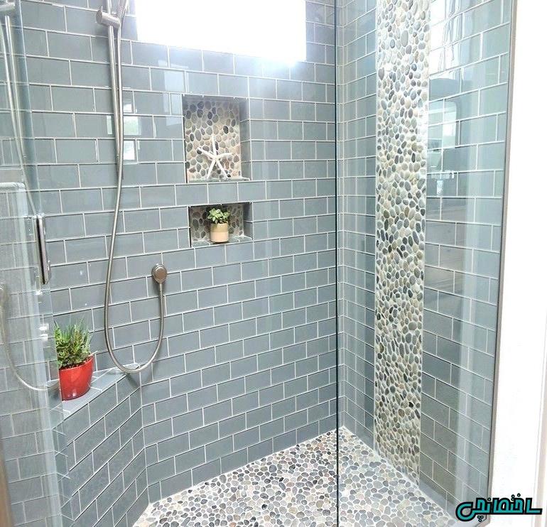 انواع دیوارپوش ضد آب در حمام و سرویس بهداشتی