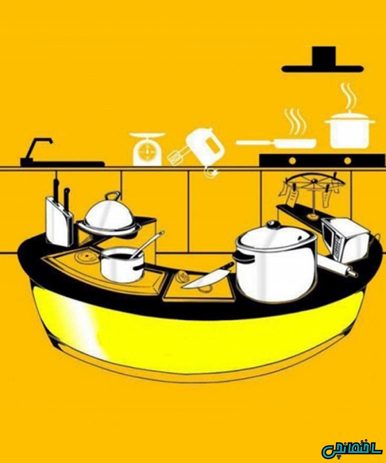 نمایشگاه لوازم خانه و آشپزخانه اصفهان، تیر 98