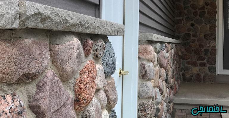 موارد کاربرد سنگ گرانیت در ساختمان