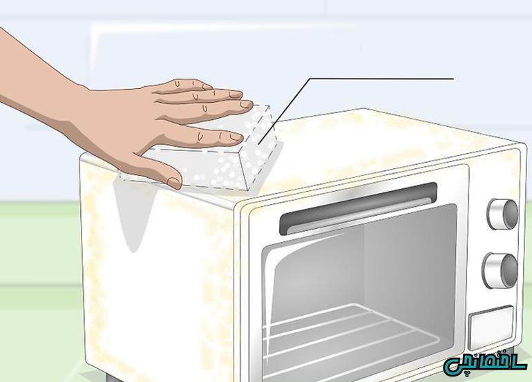 نحوه پاک کردن لکه های زرد از روی وسایل سفید رنگ