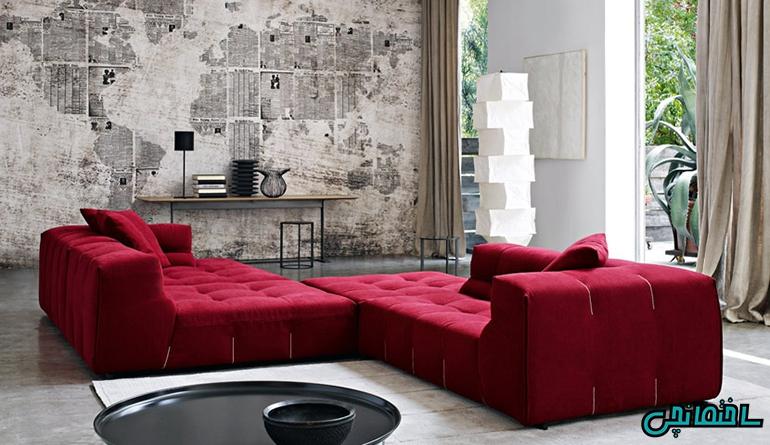 انتخاب مبل و کاناپه راحتی
