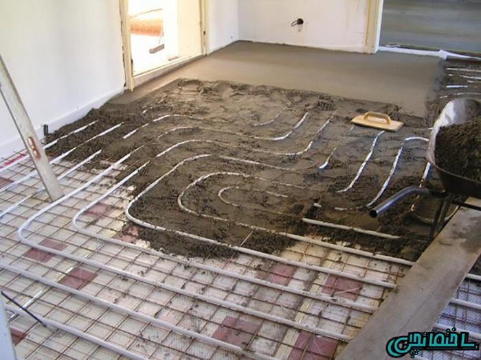 نکات مهم در اجرای سیستم گرمایش از کف