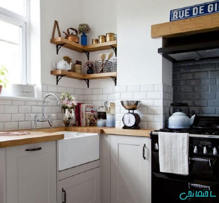 %عکس - معرفی انواع کانتر آشپزخانه