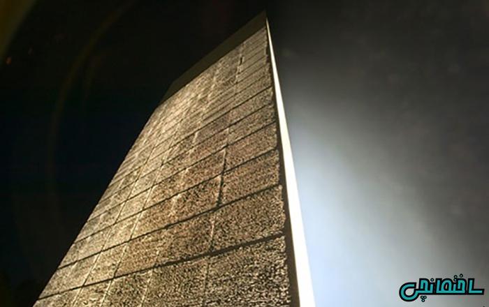 دیوار شفاف