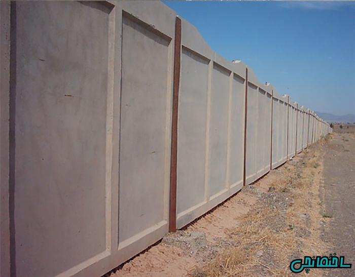 %عکس - دیوار پیش ساخته و انواع آن