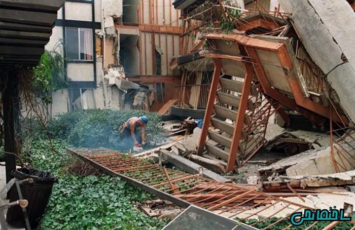 ایمن سازی خانه در برابر زلزله