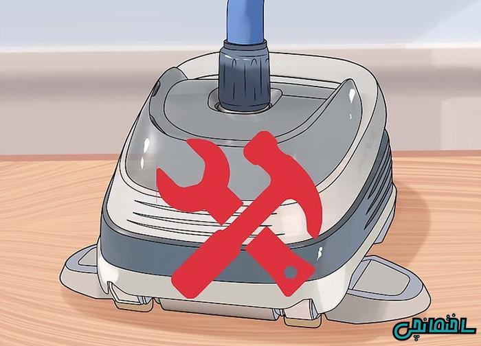 دستگاه تمیز کننده استخر