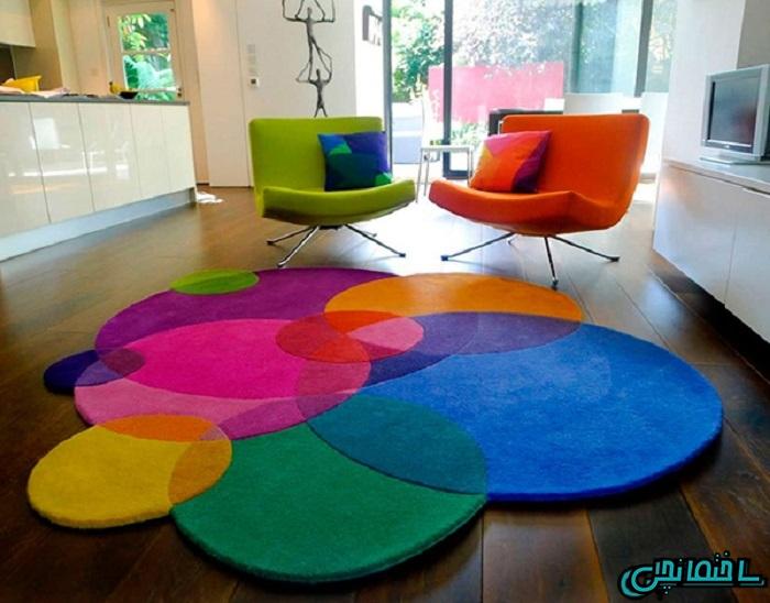 %عکس - عوامل موثر در انتخاب فرش