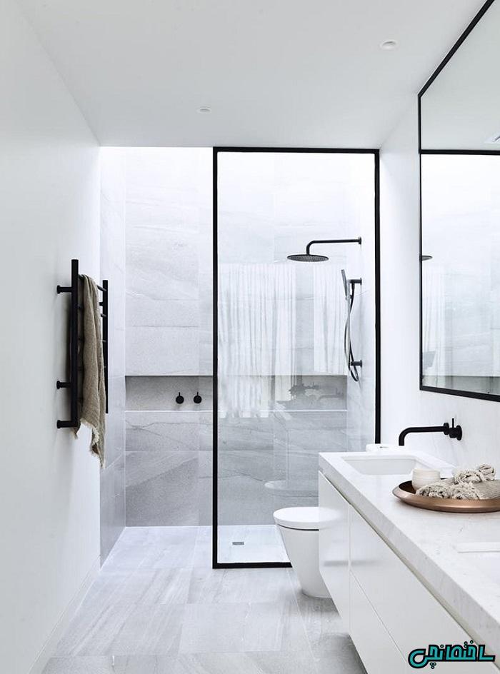 %عکس - ایده های تغییر دکوراسیون در حمام