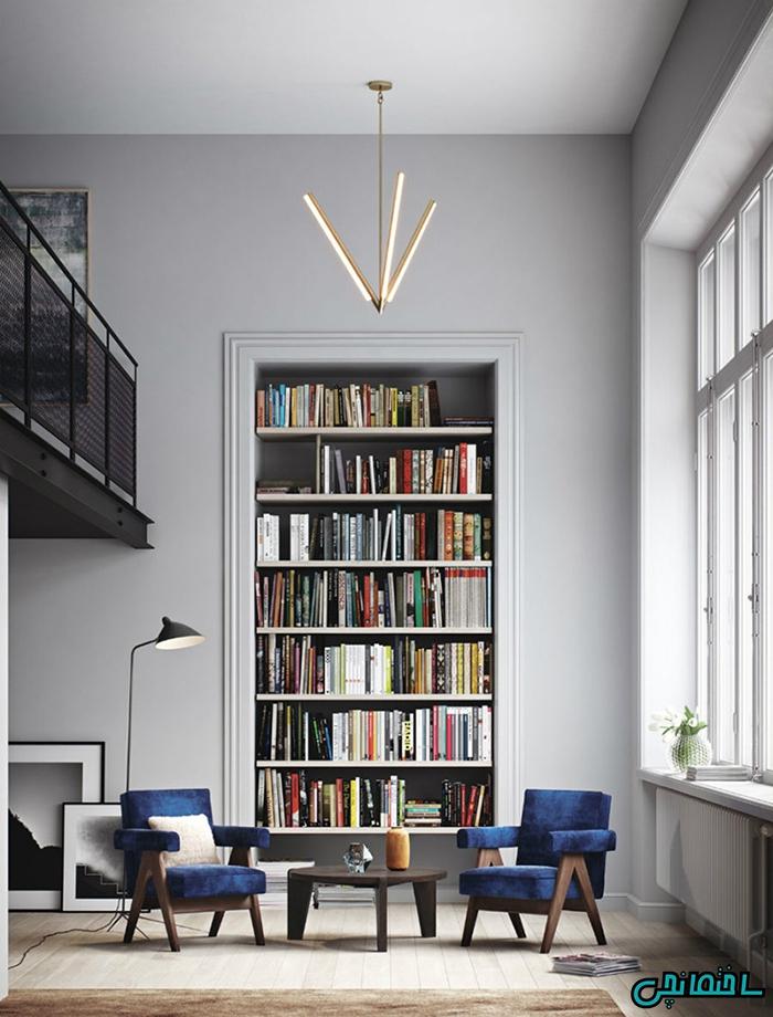ایده های برتر در دیزاین خانه