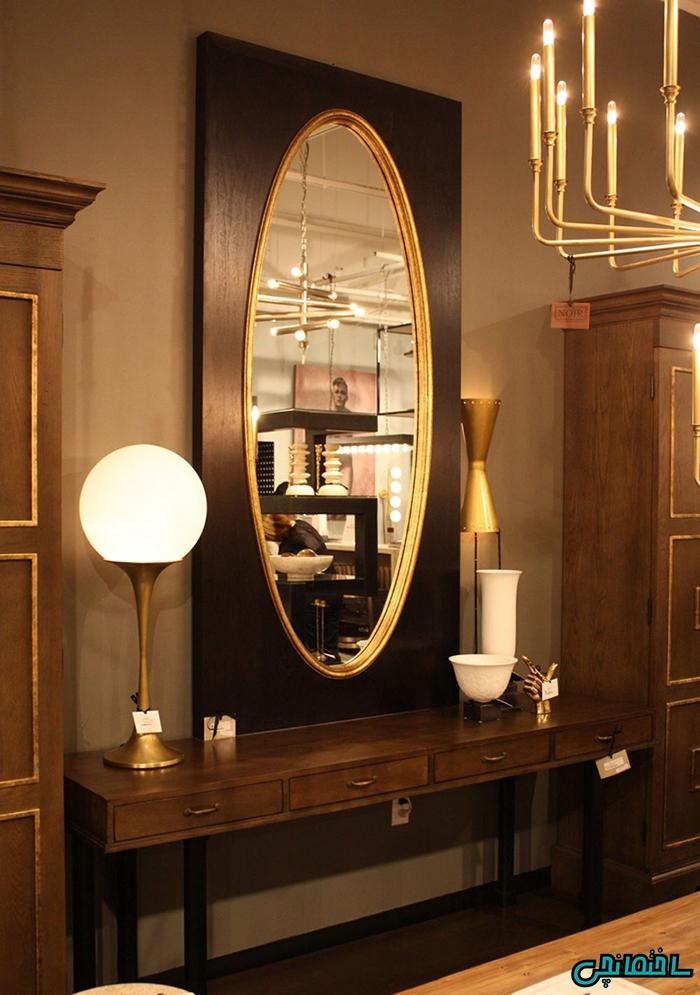 آینه کنسول