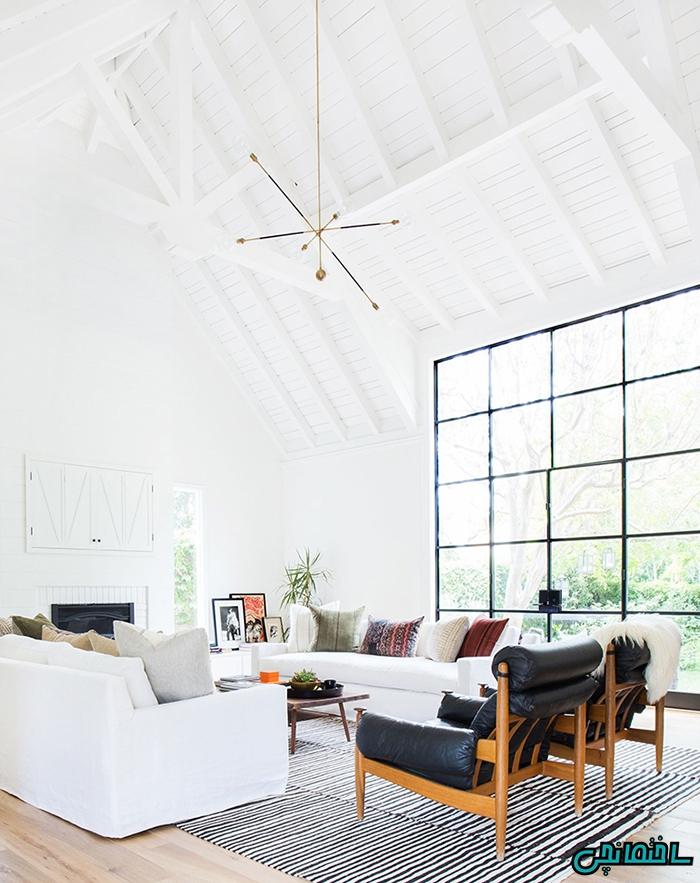 استفاده از پانل های سقفی
