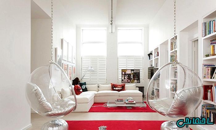 %عکس - برترین ایده های چیدمان و دکوراسیون داخلی منزل