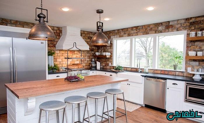 %عکس - لوستر آشپزخانه چه ویژگی هایی باید داشته باشد؟