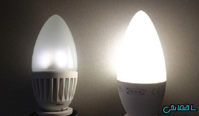 %عکس - لامپ LED چیست؟