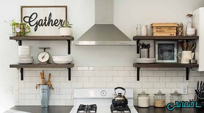 %عکس - ایده های تغییر فضای آشپزخانه