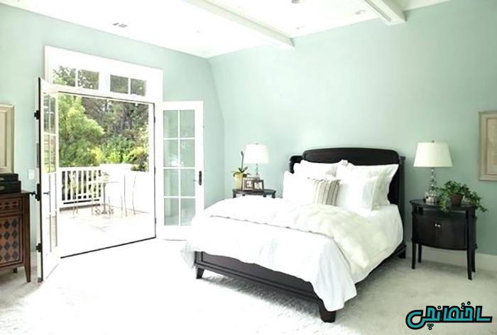 روش های رنگ آمیزی دیوار اتاق