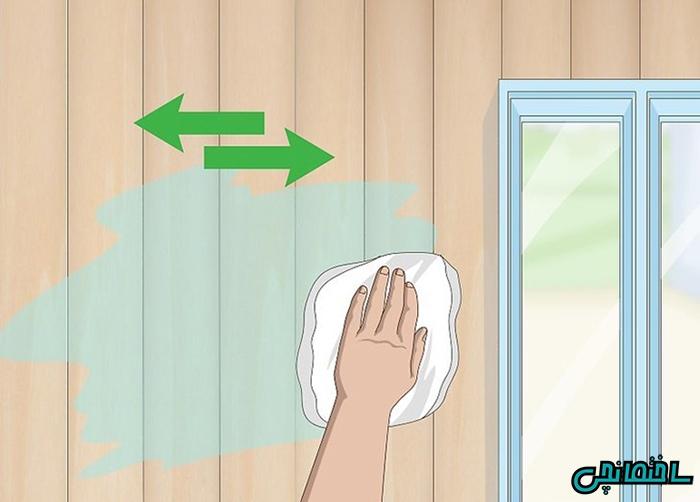 پاکسازی پانل های دیواری