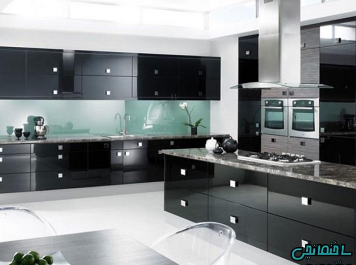 %عکس - انواع کابینت آشپزخانه[+عکس مدل های جدید و راهنمای خرید]