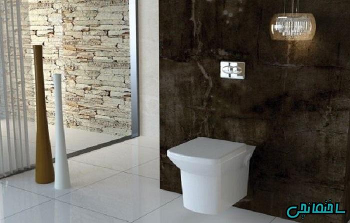 %عکس - مزایای توالت فرنگی در حمام و توالت