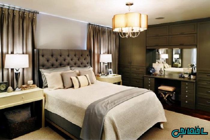 روش های نورپردازی اتاق خواب