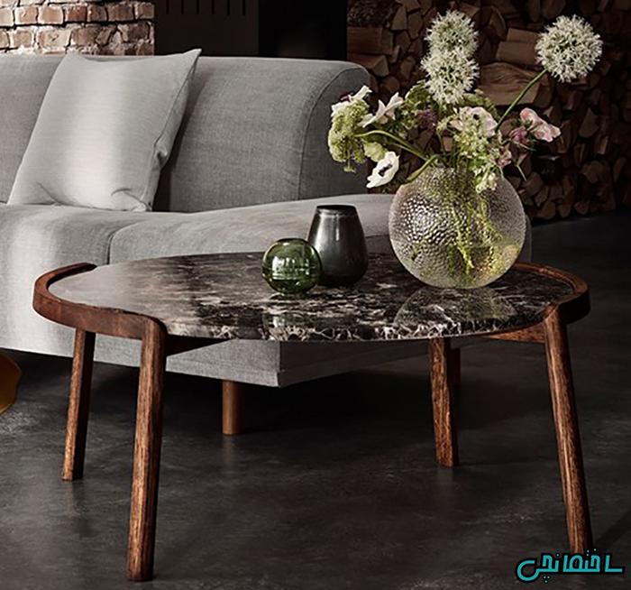 ایده های تزئینی مناسب برای تزئین میز قهوه خوری