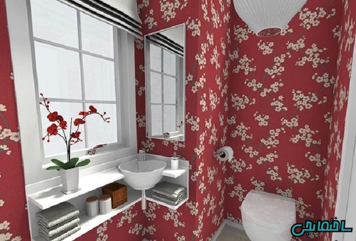 %عکس - ایده های فضاسازی حمام